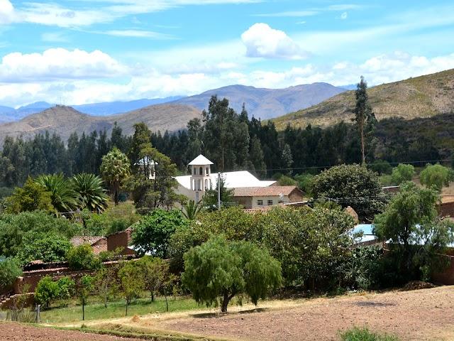 Cuchumuela: municipio cochabambino (Bolivia)
