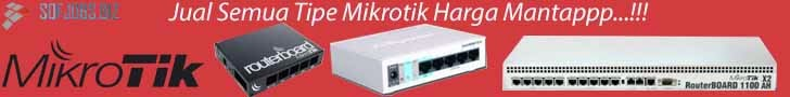 Jual Mikrotik Routerboard