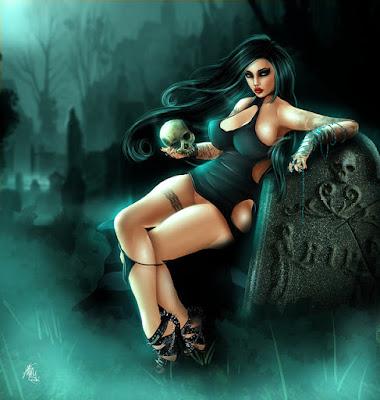 Seddy Living Dead Girl - Athena Obvliarte