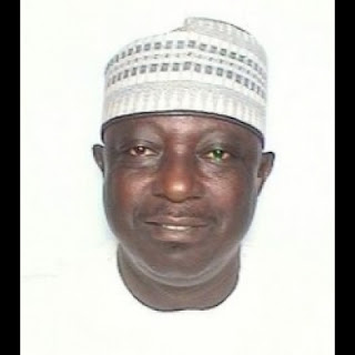 Biography of Umar Buba Jibril
