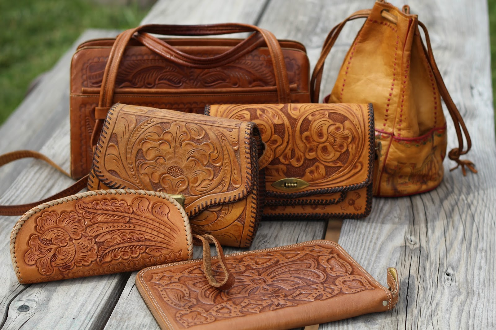 Fashion Vintage Leather Handbags My Collection Ping Tips