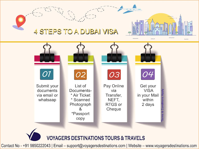 Dubai Visa within 48 Hrs