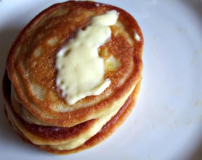 Paleo Pancake Recipe-