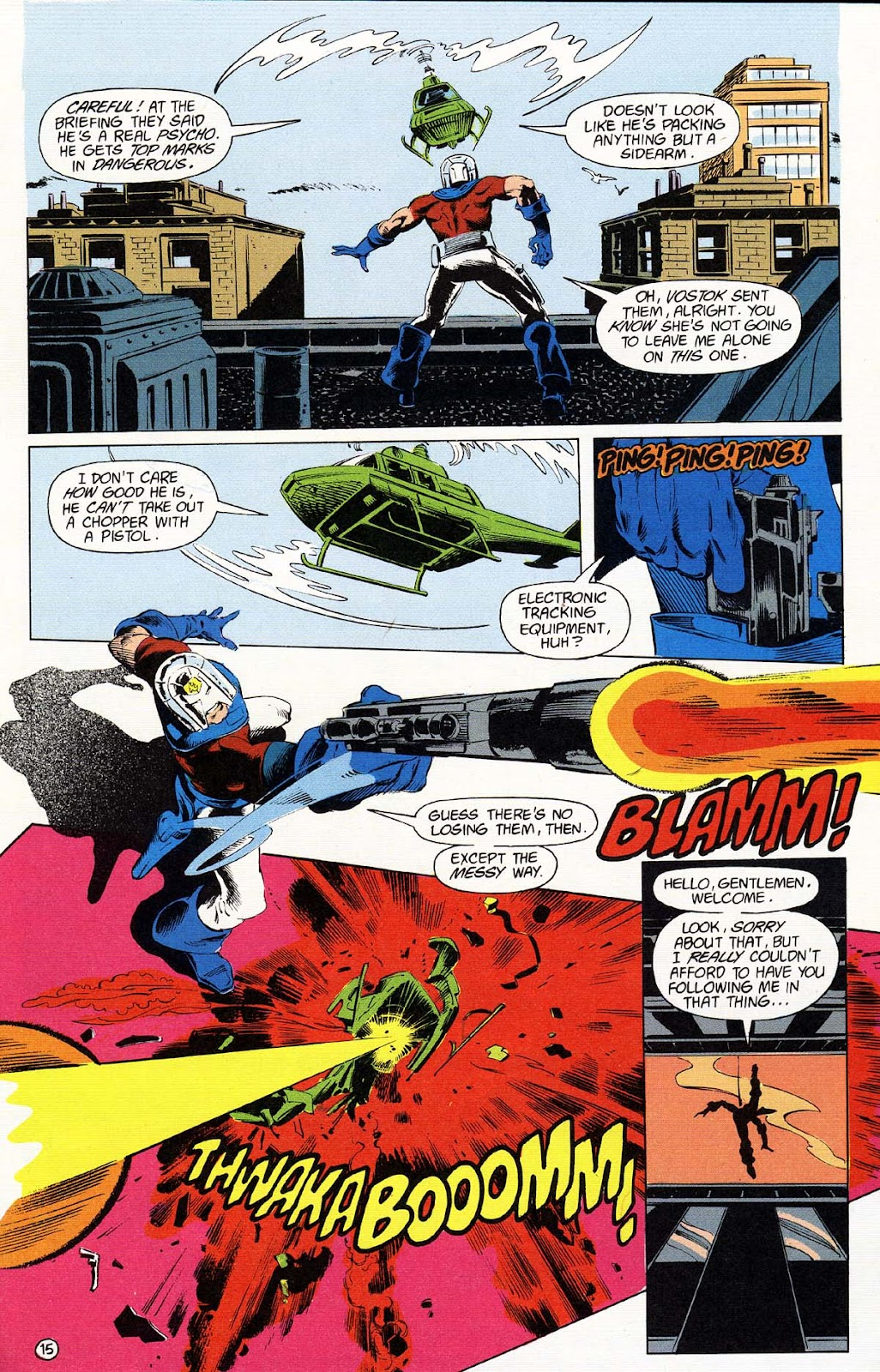 Vigilante (1983) issue 37 - Page 17