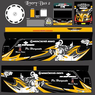 Download Livery Es Bus Id Po. Haryanto (Striker rebond)
