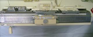 tricot de maquina: Máquinas de tricô