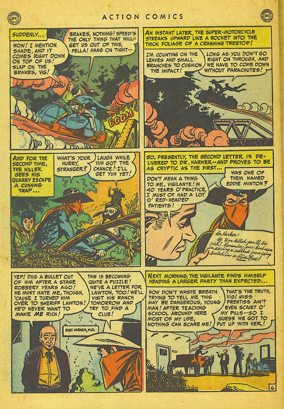 Action Comics (1938) 153 Page 35