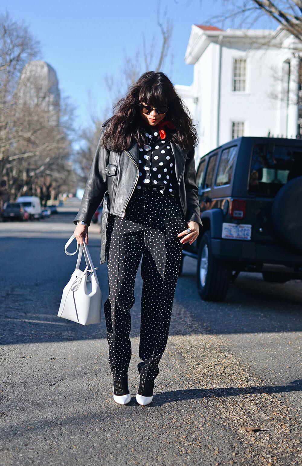 Polka Dots Fashion Trend