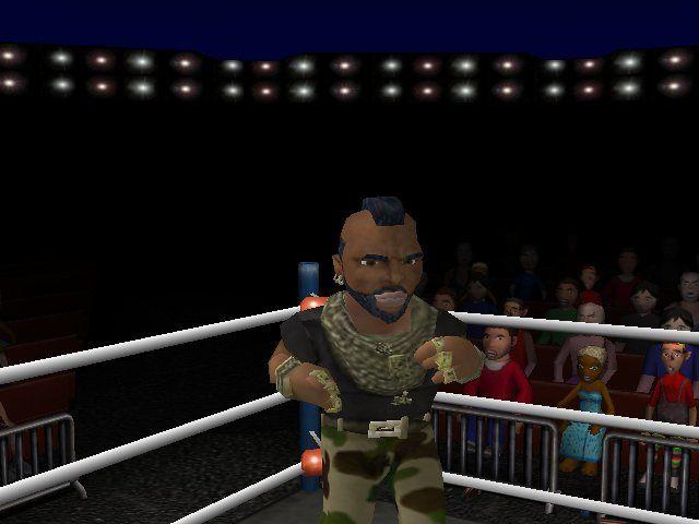 MTV Celebrity Deathmatch Full Version PC GAME Screenshot 3