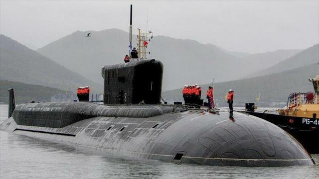 Rusia fabricará submarinos nucleares Borei-K con misiles de crucero