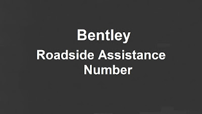 Bentley Roadside Assistance Number