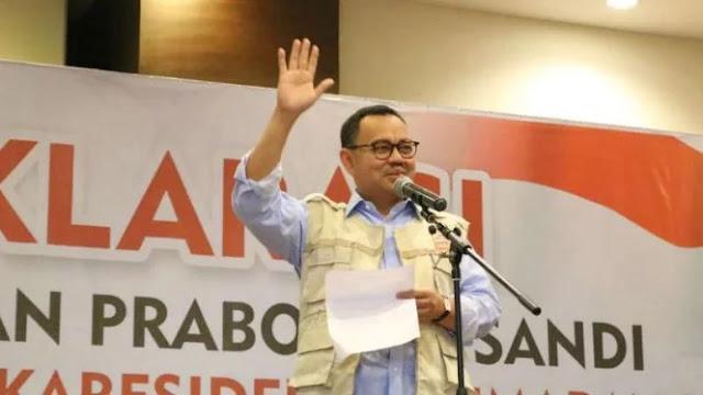 Tim Prabowo Curiga Jokowi Cuma Incar Kredit Politik Divestasi Freeport
