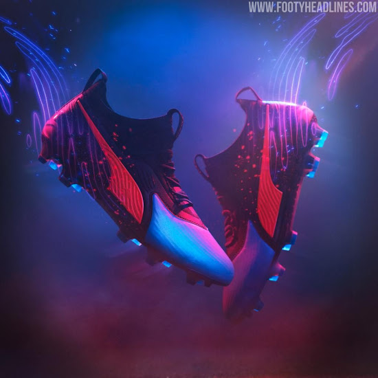 79ba3fb839 Next-Gen Puma ONE  Power Up Pack  Debut Boots Released - leaked soccer