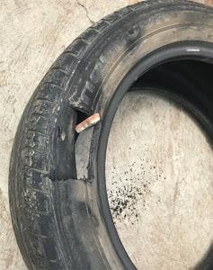 adunni ade flat tyre