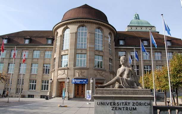 Universidad de Zúrich (1883): Universidad suiza