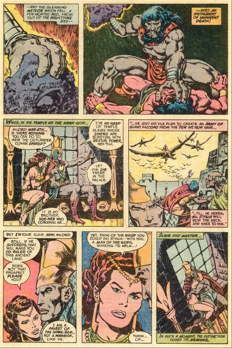 Conan the Barbarian (1970) Issue #77 #89 - English 4
