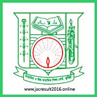 JSC Exam Result 2016 Comilla Board