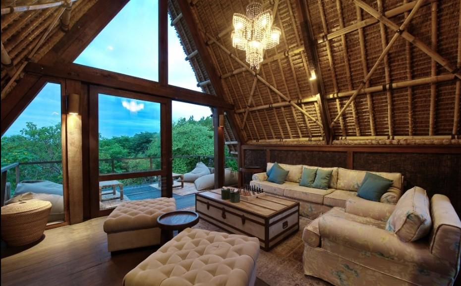 Gambar Hotel Dekat Pantai Pink Lombok Jeeva Bloam Camp Dengan Ruangan Elegan