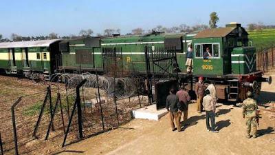 Samjhauta Express Suspended