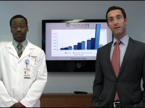 Better Off Ted - Season 1