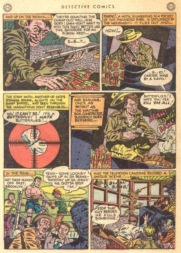 Read online Detective Comics (1937) comic -  Issue #147 - 46