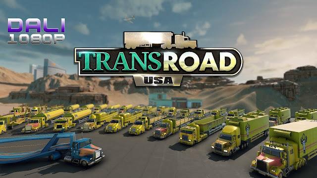 تحميل لعبة قيادة الشاحنات transroad usa كاملة للكمبيوتر برابط مباشر ميديا فاير مضغوطة