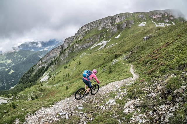 E-Bike Tour Mountainbike Brenner Wolfendorf, Flatschjoch