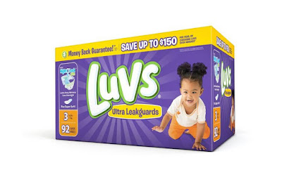 High-Value Luvs Printable Coupon $2.00 - Amy and Aron's Real Life Reviews
