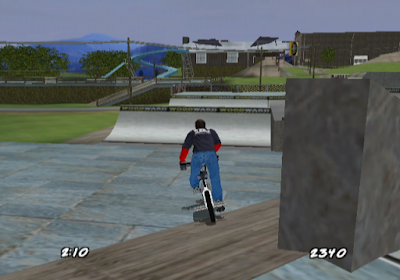 Dave Mirra Freestyle BMX Setup For PC