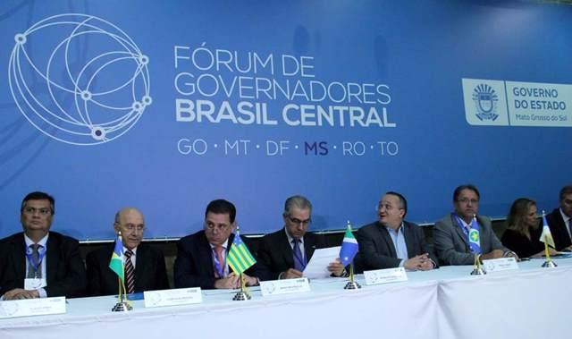 Maranhão ingressa em Fórum e firma Pacto de Segurança