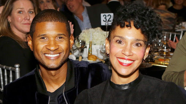 Usher and Grace Miguel split after 2 years of marriage
