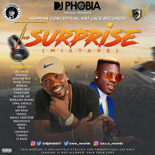[Mixtape] Djphobia - The Surprise Mixtape