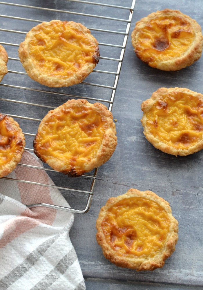 Portuguese Custard Tarts (cheats version)