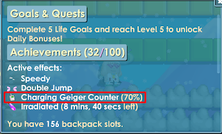 How to use Geiger Counter in Growtopia