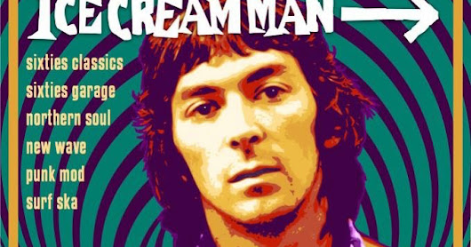 Ice Cream Man Power Pop and More Radio Show #260 (5 years of the ICM)