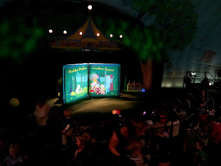 Night Garden Live, children live show, CBeebies live show