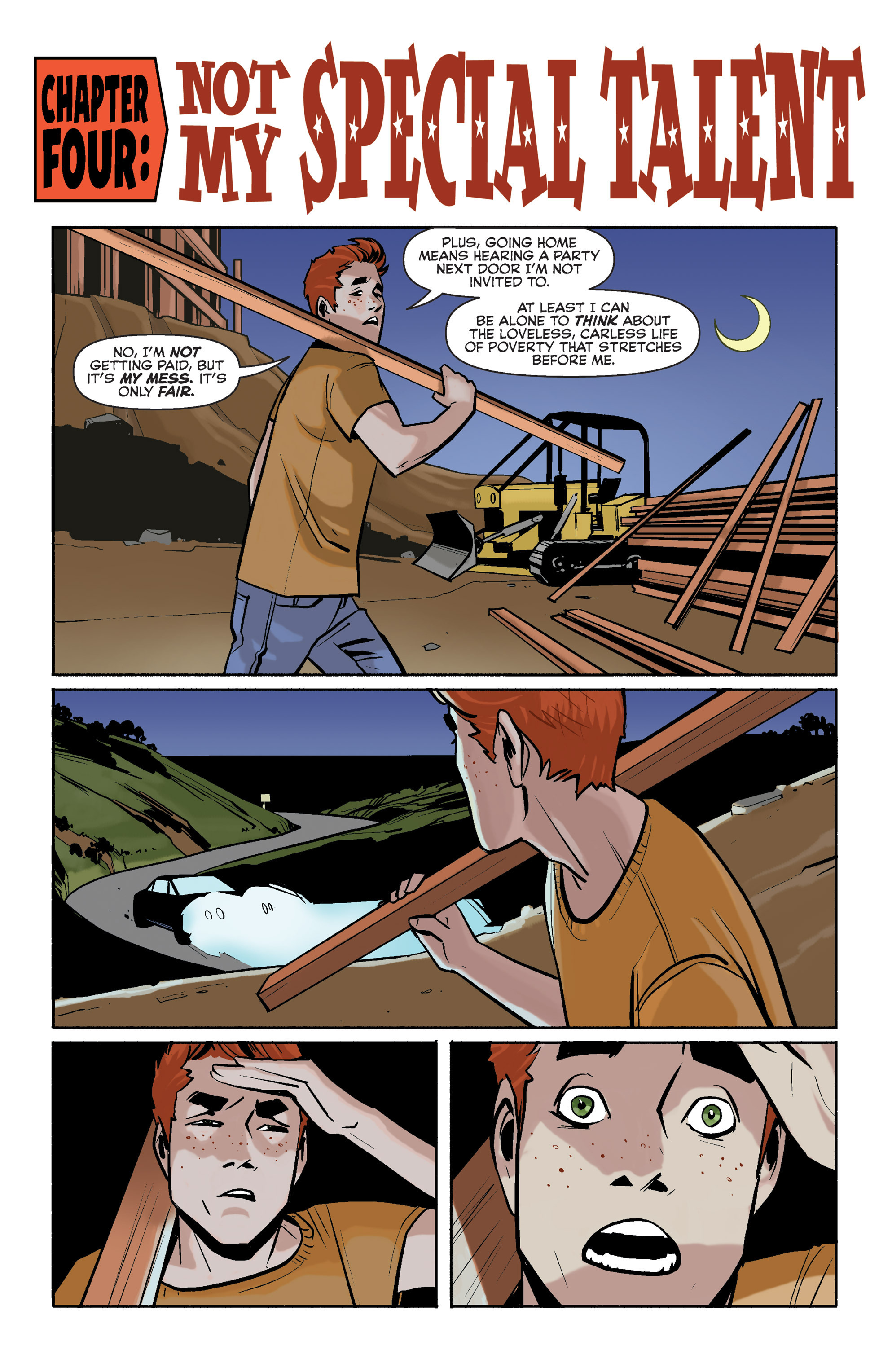 Read online Archie (2015) comic -  Issue #2 - 17