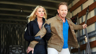 Ian Ziering Tara Reid Sharknado 4 The Fourth Awakens 2016 movie