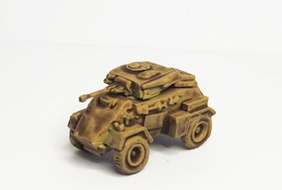 BR61   Humber Mk II/III, A/C