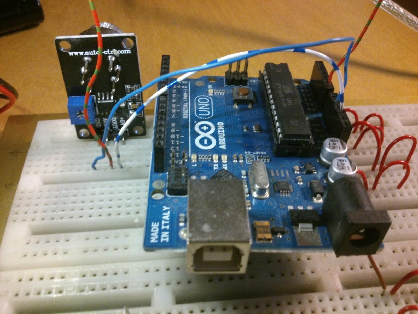 Gas Sensor with Arduino | VanceAnce