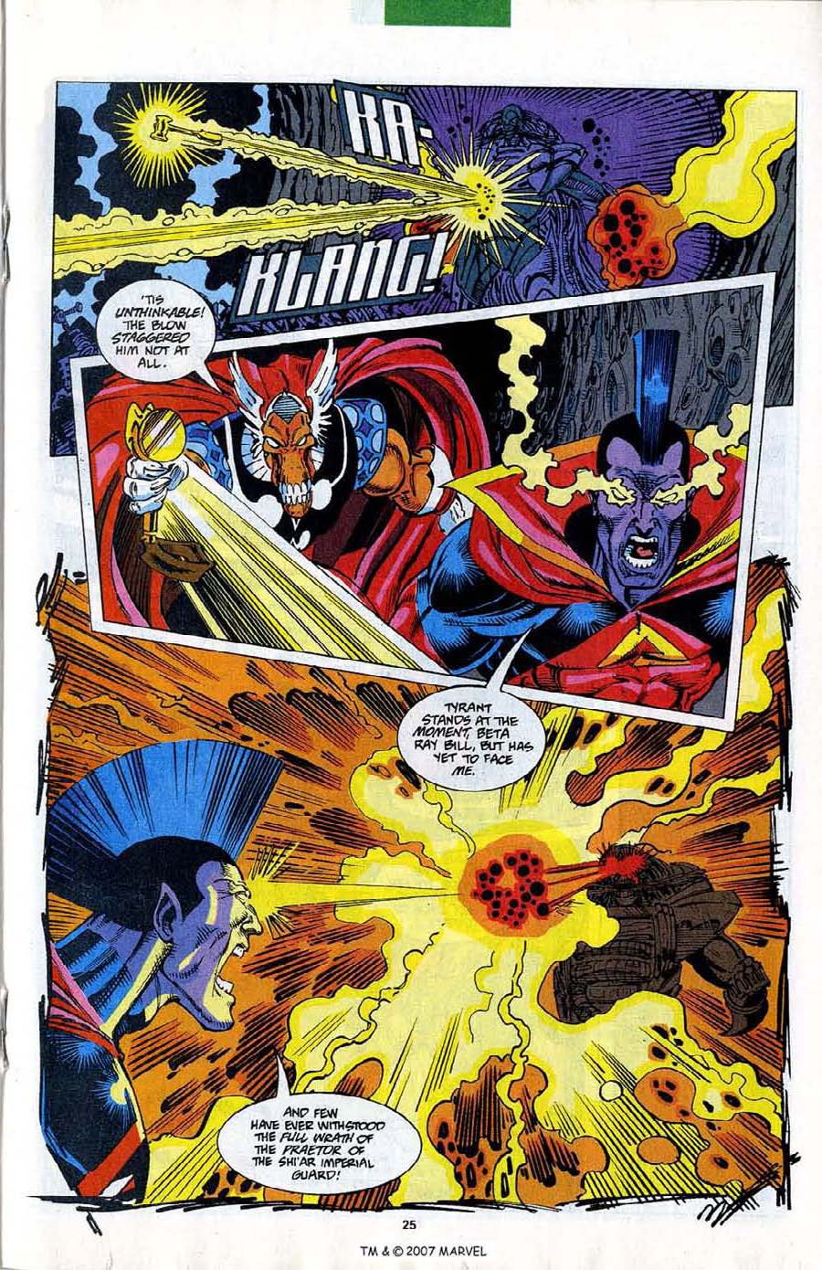 Read online Silver Surfer (1987) comic -  Issue #82 - 27
