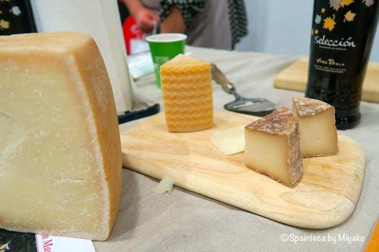 Talleres de Quesos de Campo y Artesanos マドリードで自然派スペイン手作りチーズの試食会