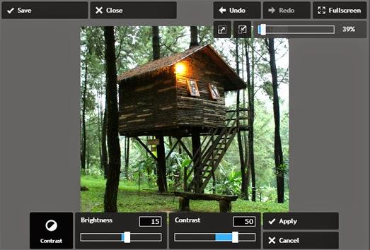 Edit Foto Dengan Pixlr Express