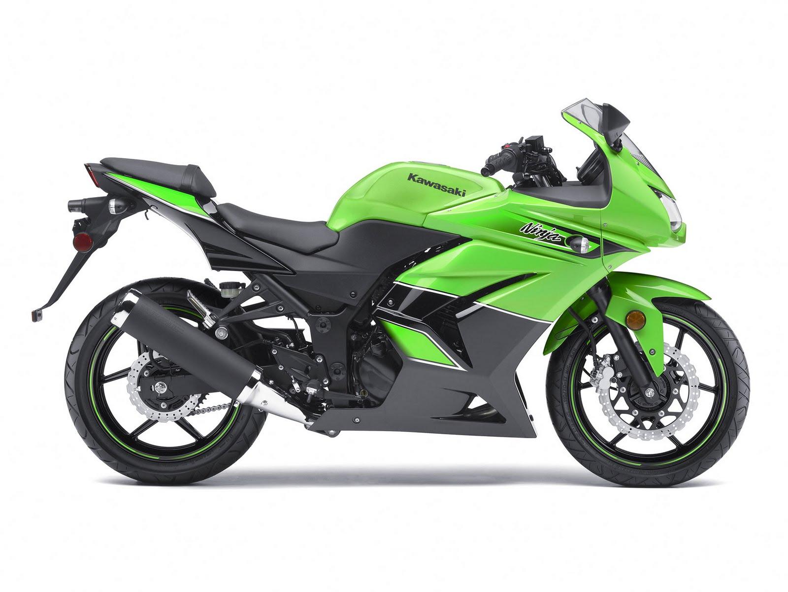 Top Motorcycle Wallpapers: 2011 Kawasaki Ninja 250R Pictures