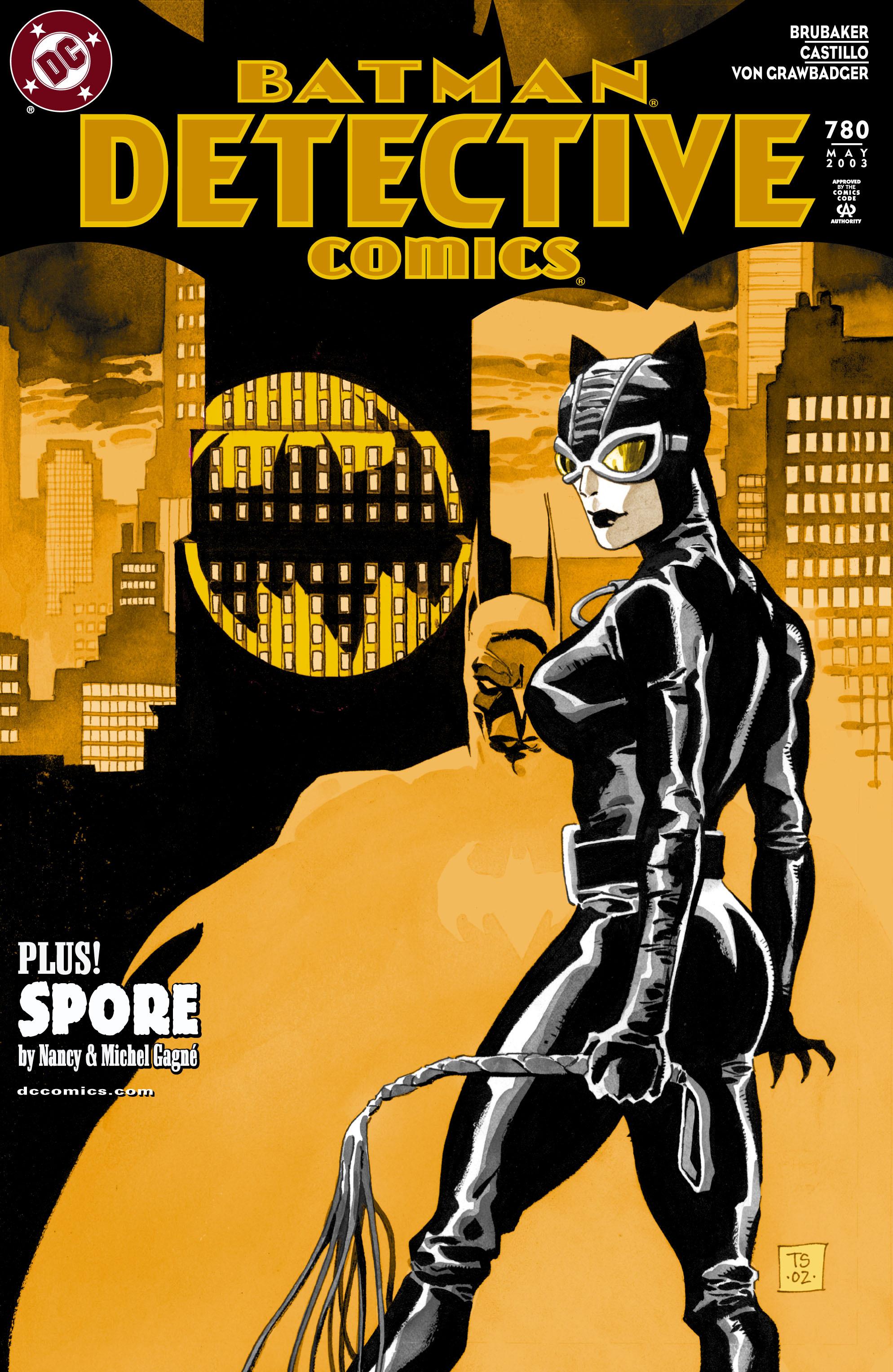Detective Comics (1937) 780 Page 0