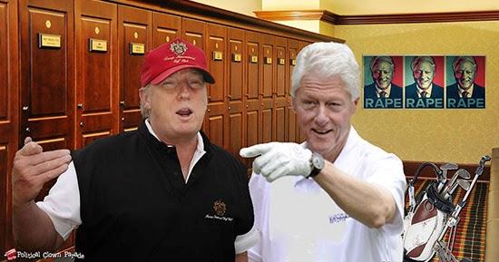 Trump Appologizes For Locker Room Talk