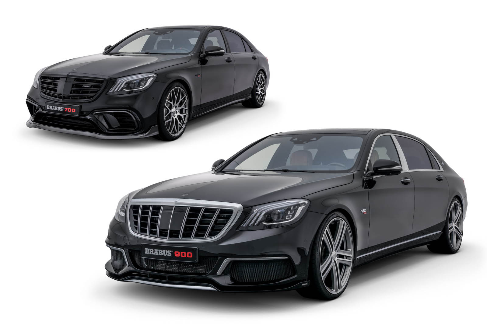 maybach s650 not enough check out the new brabus 900 carscoops. Black Bedroom Furniture Sets. Home Design Ideas