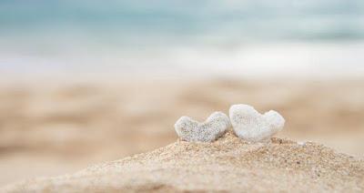 l'été amène leur lot de petits bonheurs à savourer sur la plage