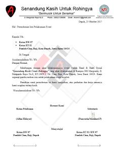 Contoh Surat Izin Keramaian Rt Rw : contoh, surat, keramaian, Contoh, Surat, Untuk, Terkait, Event