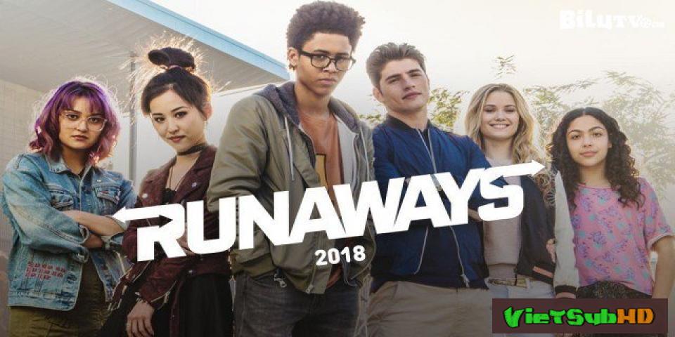 Phim Biệt Đội Runaways Tập 10 VietSub HD   Marvel's Runaways 2017